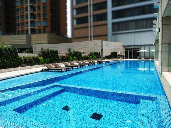 Crowne Plaza Hong Kong Kowloon East Updated 2017 Prices Hotel Reviews Tripadvisor