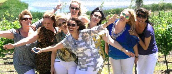 Hunter Valley Wine Tasting Tours: The best way to celewbrate a birthday!