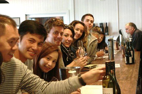 Hunter Valley Wine Tasting Tours: Friends enjoying a day out in the Hunter!