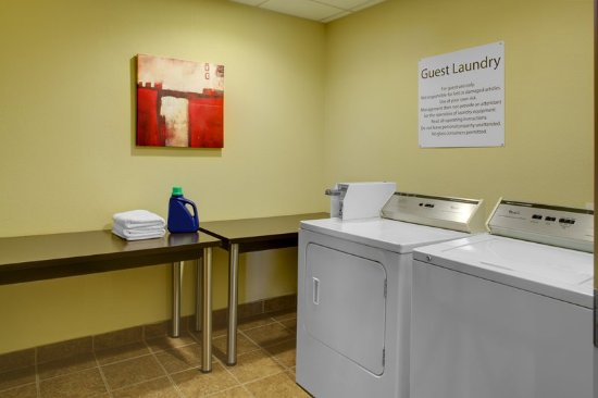 Cross Lanes, WV: Laundry Facility