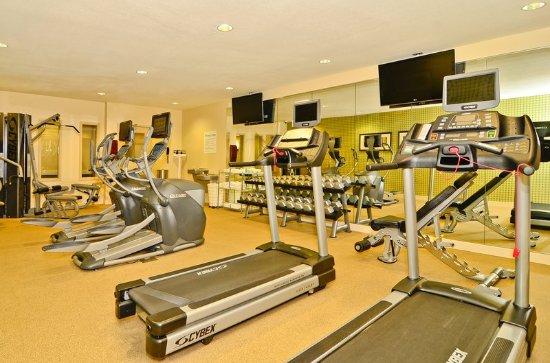 Williston, Dakota del Norte: Fitness Room