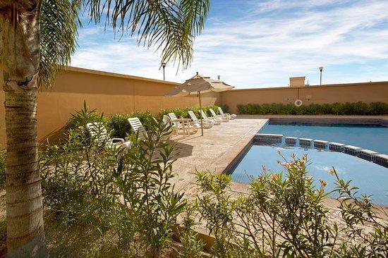 Fiesta Inn Reynosa: Pool