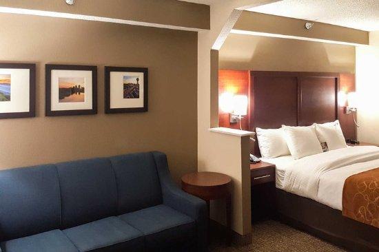 Alcoa, TN: King room