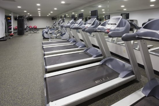 Maple Grove, MN: Our brand new expanded fitness center has your favorite equipment