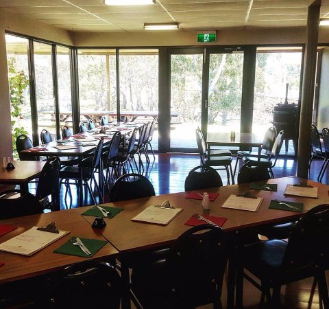 ‪‪Cavendish‬, أستراليا: Our main dining room‬