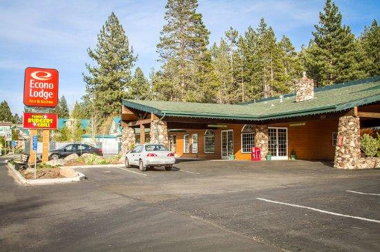 Super 8 South Lake Tahoe: Ca Exterior