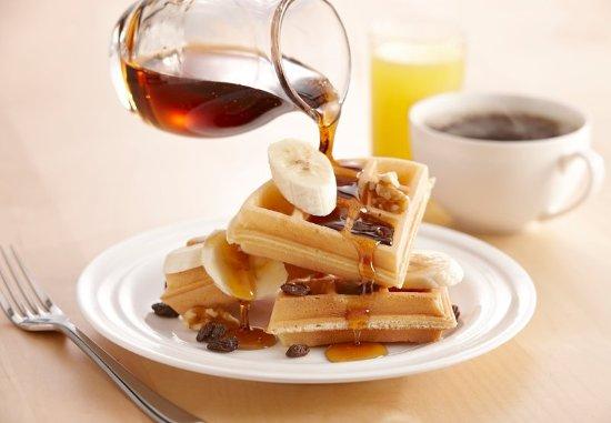 Loma Linda, Californie : Fresh Waffles