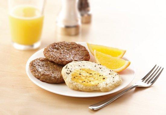 Loma Linda, Californie : Hot Breakfast Bites