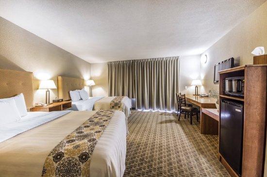 Anderson, Kalifornien: Guest room