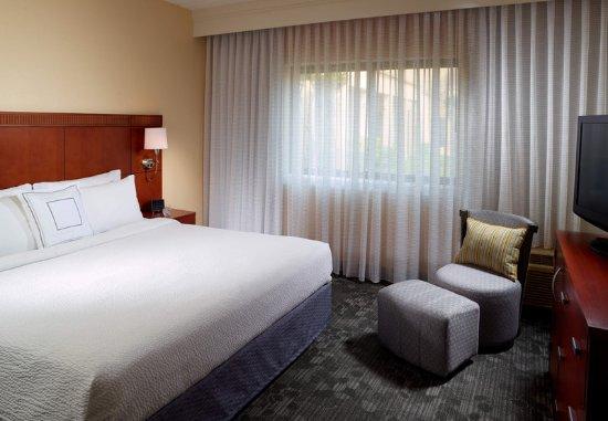 ดุลูท, จอร์เจีย: King Suite Bedroom