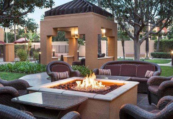 Irvine, Kalifornien: Outdoor Patio