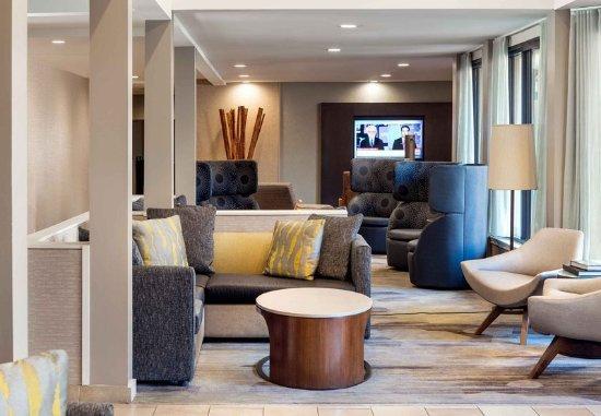 Irvine, Kalifornien: Lobby Sitting Area