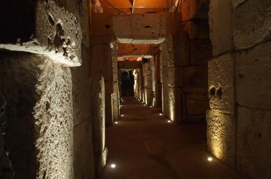 Rome and Colosseum Underground Tour...