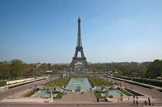 Lunch Restaurant 58-Eiffel Tower Summit Ticket and  Seine River Cruise