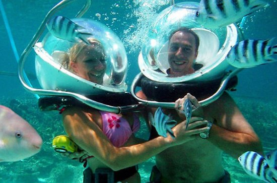 Paseo submarino