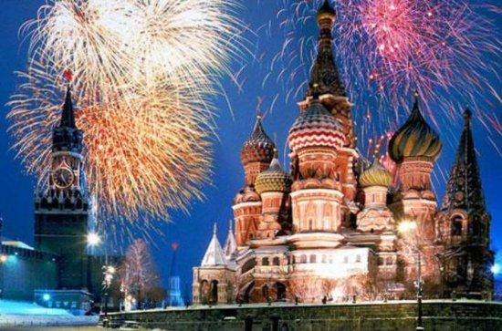Moscow by Night VIP Limo tour