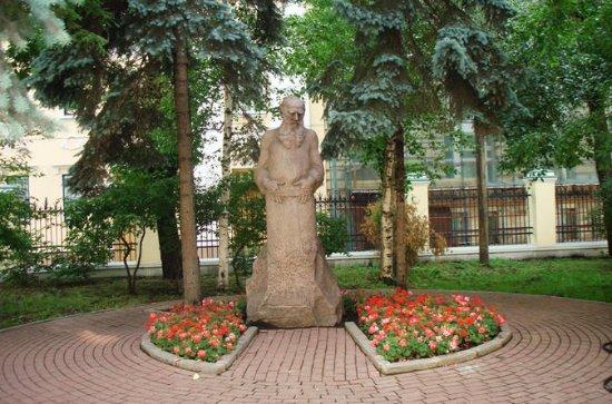 Moskau: Welt von Leo Tolstoi