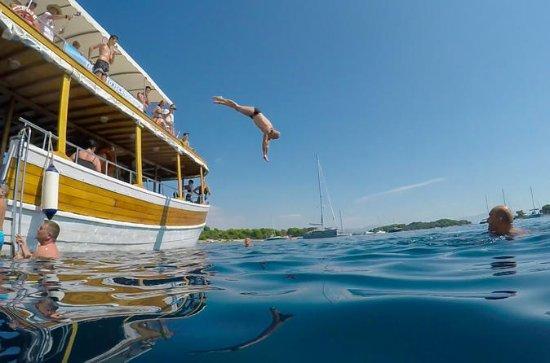 Båd Picnic Udflugt til Blue Lagoon og...