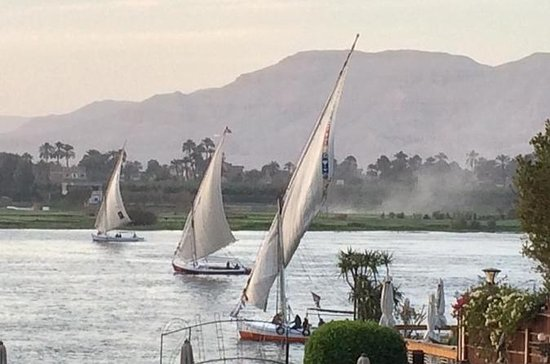 Exploring the Nile in Style Deluxe...