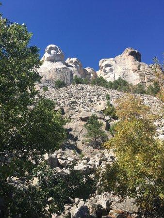 Presidential Trail : Presidential path