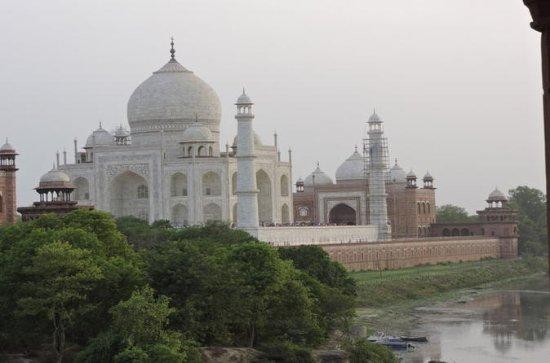 Tour de 2 días a Agra desde Delhi