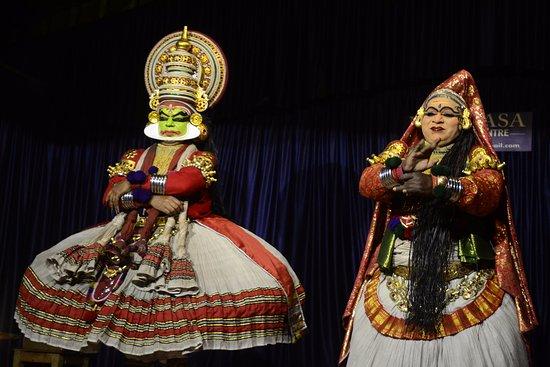 Kadathanadan Kalari  & Navarasa Kathakali