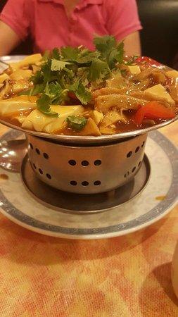 Yuan Fu Vegetarian: mapu tofu