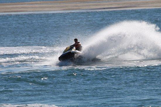 Main Beach, Avustralya: We take great photos while you are jetskiing with Extreme Jet Ski