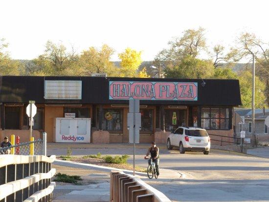 Zuni, Nuevo Mexico: Arriving at the Inn