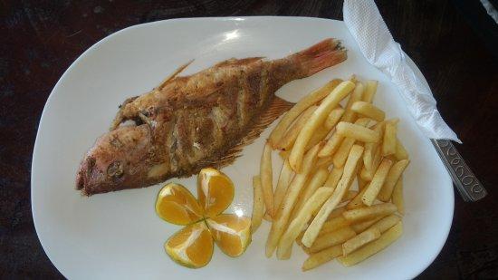 Restaurante Delicias Bahia Drake Photo
