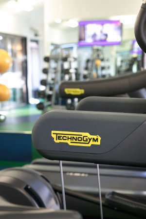 Naumi Hotel Auckland Airport: Full TechnoGym equipped Fitness Room