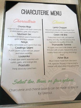 Neptune Beach, Φλόριντα: more of the menu