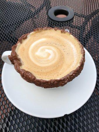 Neptune Beach, Floride : Nutella Latte