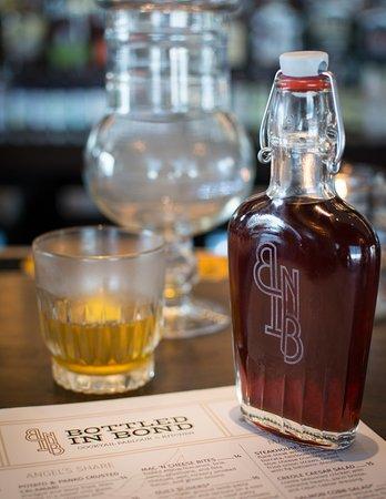 Frisco, TX: Bonded Bottled Cocktail