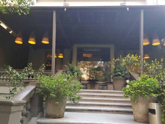 Lastarria Boutique Hotel ภาพถ่าย