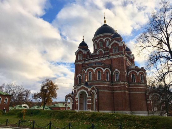 Savior-Borodinskiy Monastery