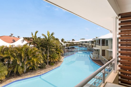 Oaks Pacific Blue Resort: Two Bedroom Lagoon Spa