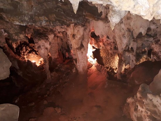 Wondercave: View of the cave