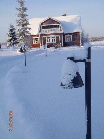Petajavesi, Finlandia: Uusi-Kirri talvella