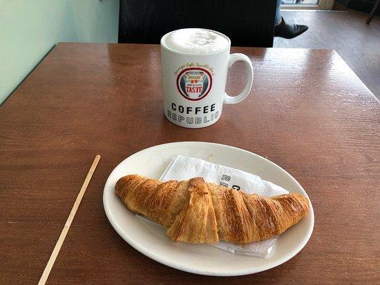 Coffee Republic Wood Green London Restaurant Reviews