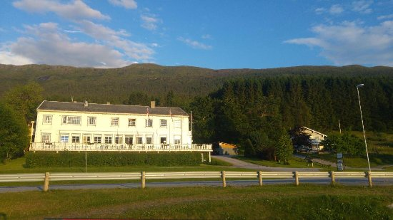 Eidsvag, Norway: The hotel