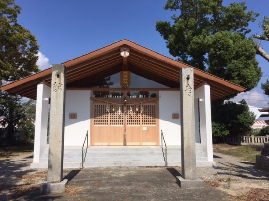 ‪Amatarashi Shrine‬