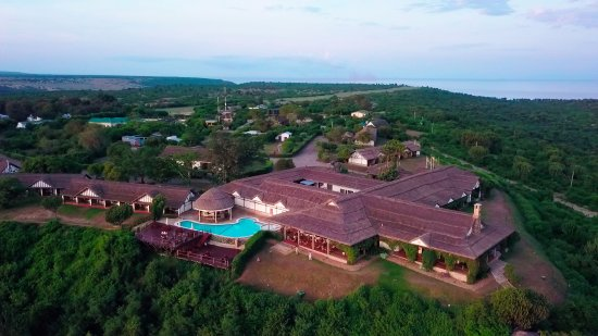 Zdjęcie Mweya Safari Lodge