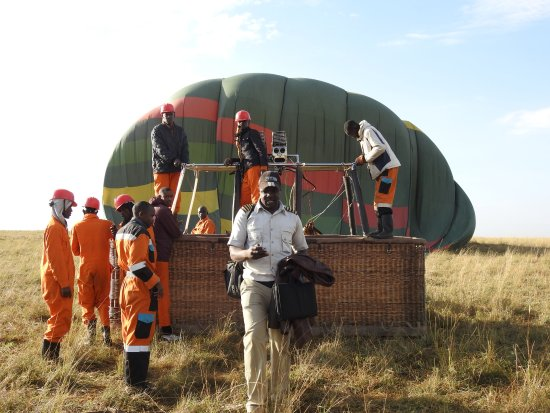 Adventures Aloft Balloon Safari