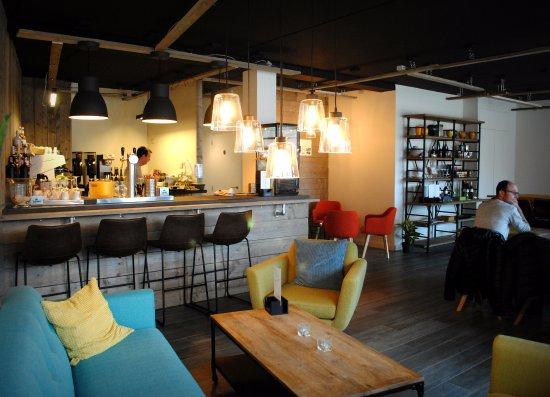 Zedelgem, Belgium: ons gezellig salon
