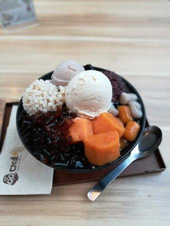 Qq Dessert Bangkok Downtown Bangkok Restaurant Reviews Photos Phone Number Tripadvisor