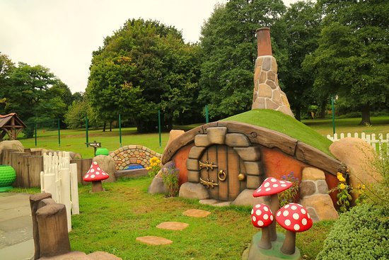 Enchanted Village Adventure Golf
