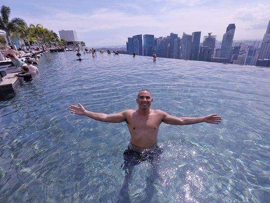 Aquamarine @ Marina Mandarin, Singapore - Marina Bay