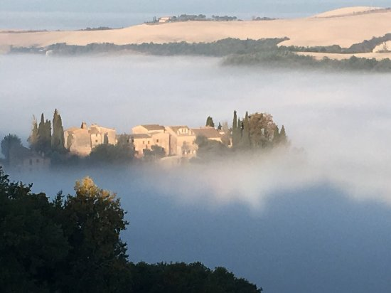 San Giovanni d'Asso-billede