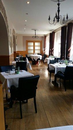 Hipotel Hostellerie du Lys: Restaurant